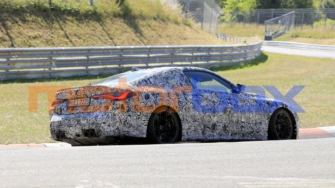 Nuove BMW M3 e M4: quasi pronte per sfidare le rivali tedesche