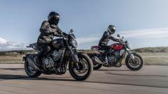 Nuove Honda CB1000R e CB1000R Black Edition