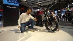 Nuove Honda CB300R e CB125R: piccole ma cattivissime [VIDEO] - Immagine: 1