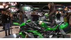 Nuove Kawasaki H2 SX e SX SE Eicma 2017