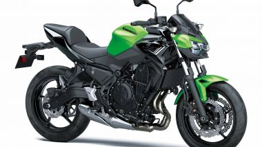 Nuove Kawasaki Z900 e Z650: svelati prezzi e promo delle naked giapponesi
