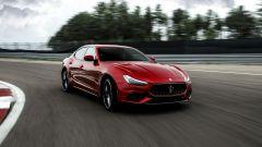 Maserati Ghibli e Quattroporte Trofeo, la famiglia ora è al completo - Immagine: 5