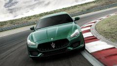Maserati Ghibli e Quattroporte Trofeo, la famiglia ora è al completo - Immagine: 7
