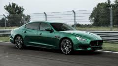 Maserati Ghibli e Quattroporte Trofeo, la famiglia ora è al completo - Immagine: 1