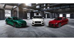 Maserati Ghibli e Quattroporte Trofeo, la famiglia ora è al completo - Immagine: 9