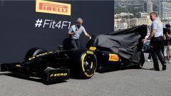 Nuove mescole Pirelli 2017 presentate a Montecarlo