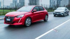 Nuove Peugeot 208 e Opel Corsa 2019