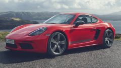 Porsche 718 Cayman e Boxster T: la sportiva come dovrebbe essere  - Immagine: 2