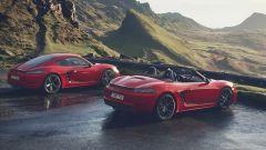 Porsche 718 Cayman e Boxster T: la sportiva come dovrebbe essere  - Immagine: 3