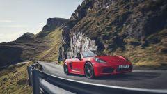 Porsche 718 Cayman e Boxster T: la sportiva come dovrebbe essere  - Immagine: 4