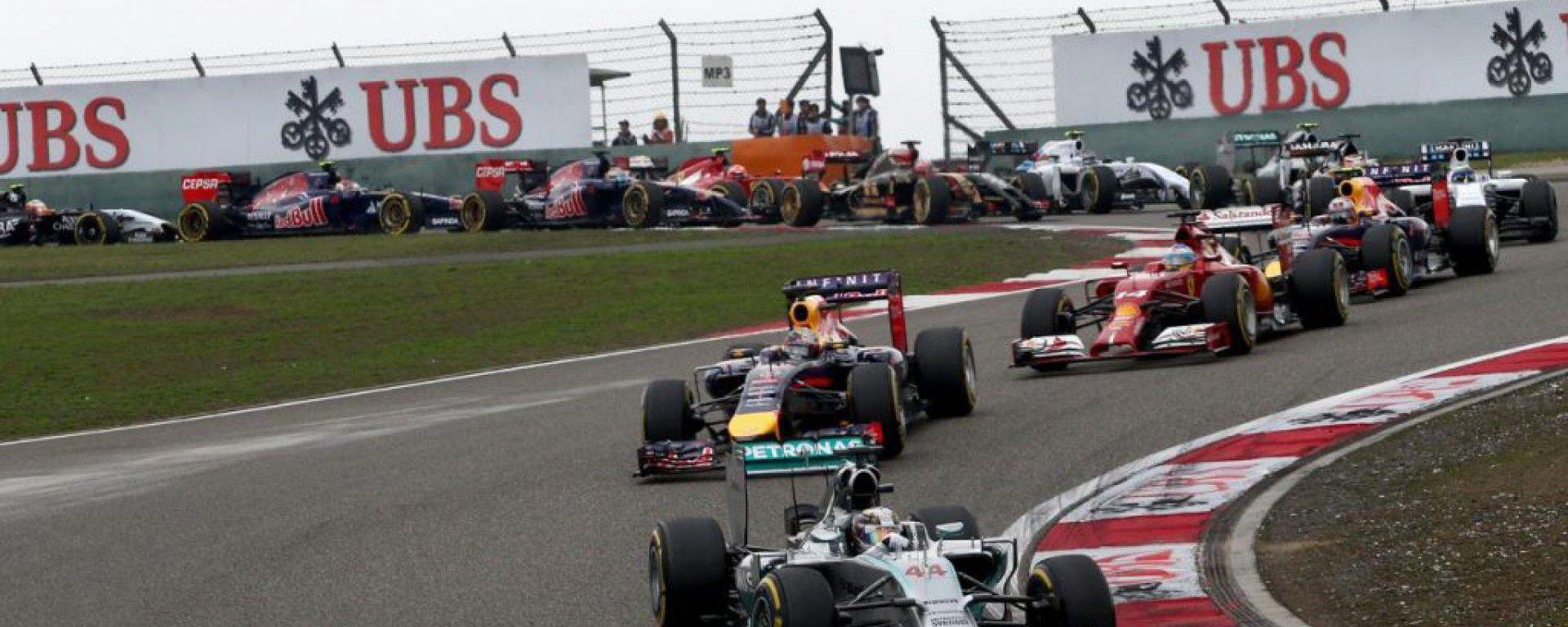 Formula 1: ritorno alle vecchie qualifiche