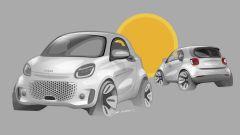 Smart EQ ForTwo ed EQ ForFour, tutto quello che c'è da sapere - Immagine: 23