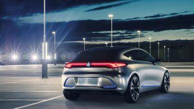 Nuovi modelli Mercedes: potrebbe arrivare una Classe A più piccola derivata dalla EQA Concept