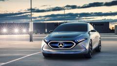 Nuovi modelli Mercedes: una Classe A più piccola potrebbe arrivare fra un anno