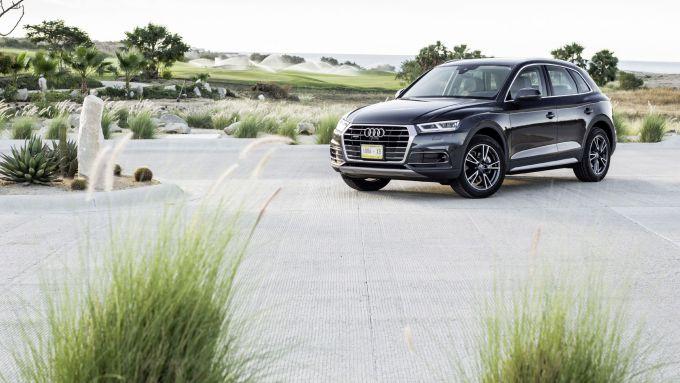 Nuovi motori mild hybrid per Audi Q5