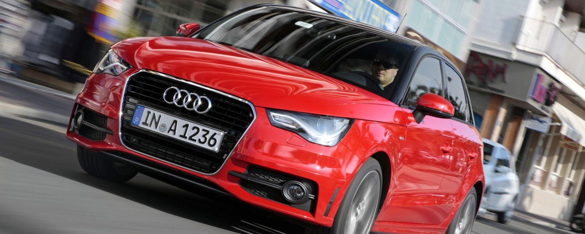 Audi: nuovi motori per le  A1 e A6