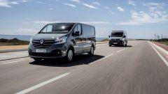 Furgoni, Renault Master e Trafic 2019: le novità del restyling