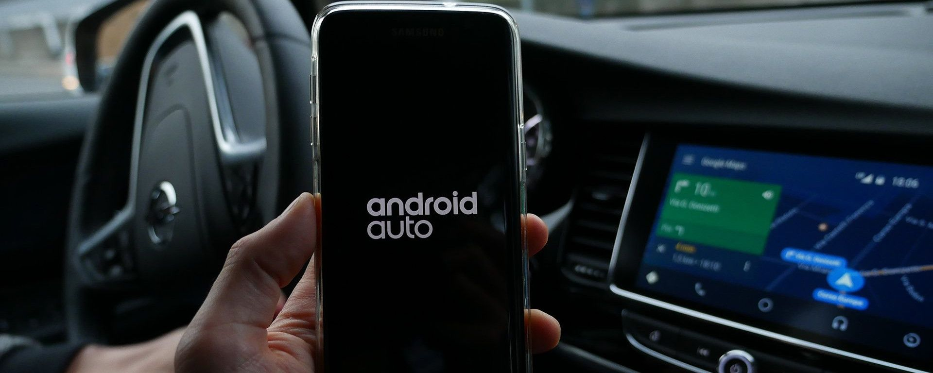 Nuovo Android Auto