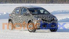 Nuovo B-SUV 2020: pizzicato al Circolo Polare Artico
