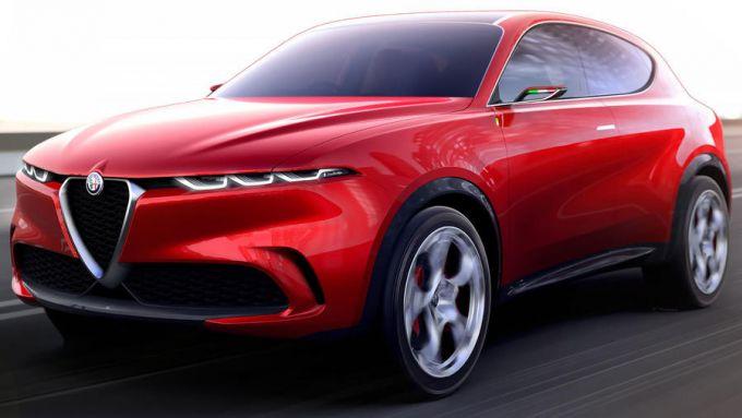 Nuovo B-Suv Alfa Romeo, parente di Tonale ma non un suo clone
