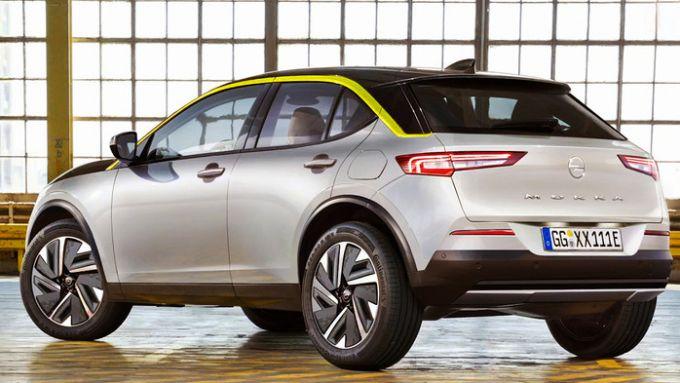 Nuovo B-Suv Opel Mokka, cambia tutto è sarà elettrificato