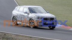 Nuovo BMW X1 2022: le nuove foto spia