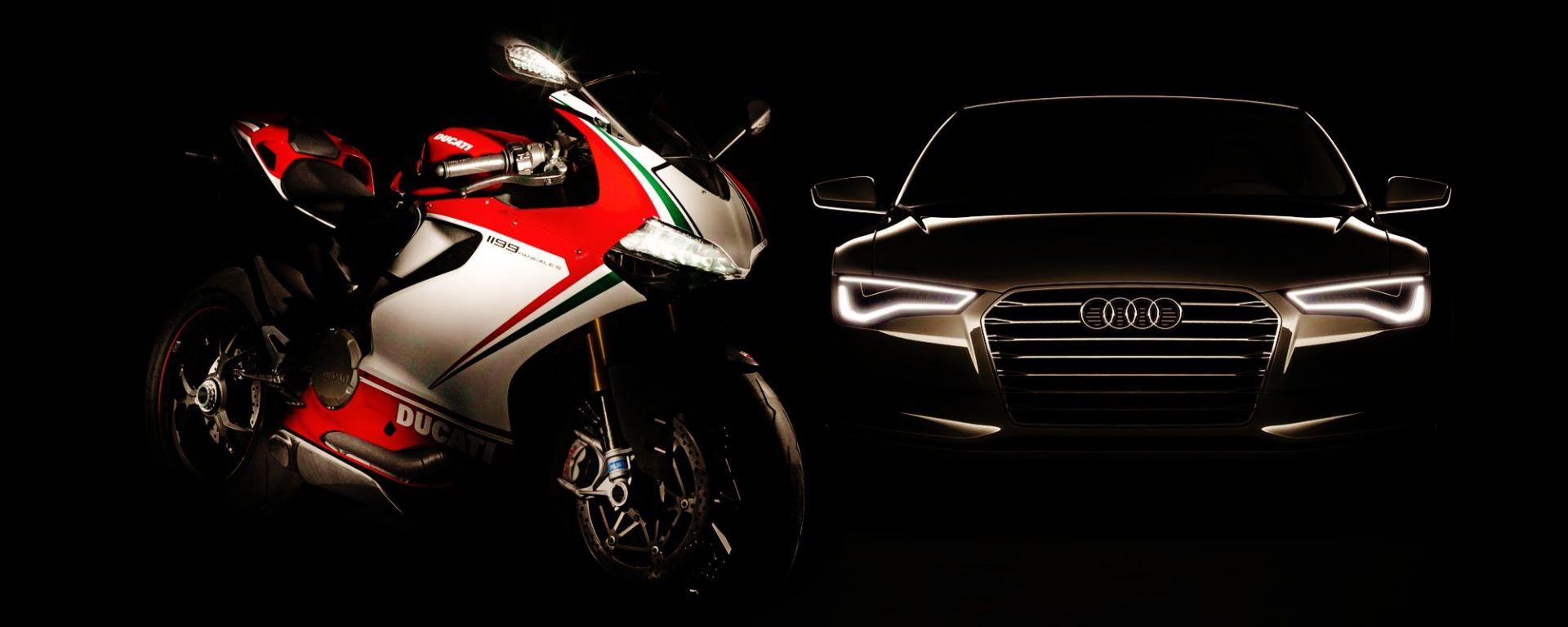 Ducati: Audi rimescola le carte