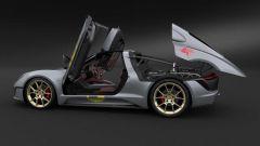 Nuovo brevetto Porsche: il concept Le Mans Living Legend