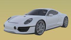 Nuovo brevetto Porsche: un modello inedito da Zuffenhausen