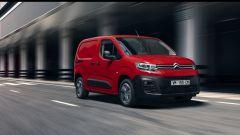 Nuovo Citroen Berlingo Van, la tecnologia entra in cantiere - Immagine: 1