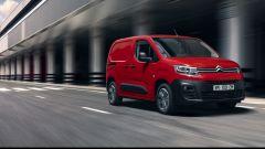 Nuovo Citroen Berlingo Van: via agli ordini in Italia. Prezzi, dotazioni