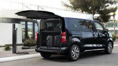 Nuovo Citroen Ë-Spacetourer: il vano posteriore