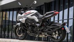 Suzuki Katana 2019: le opinioni dopo la prova su strada - Immagine: 15