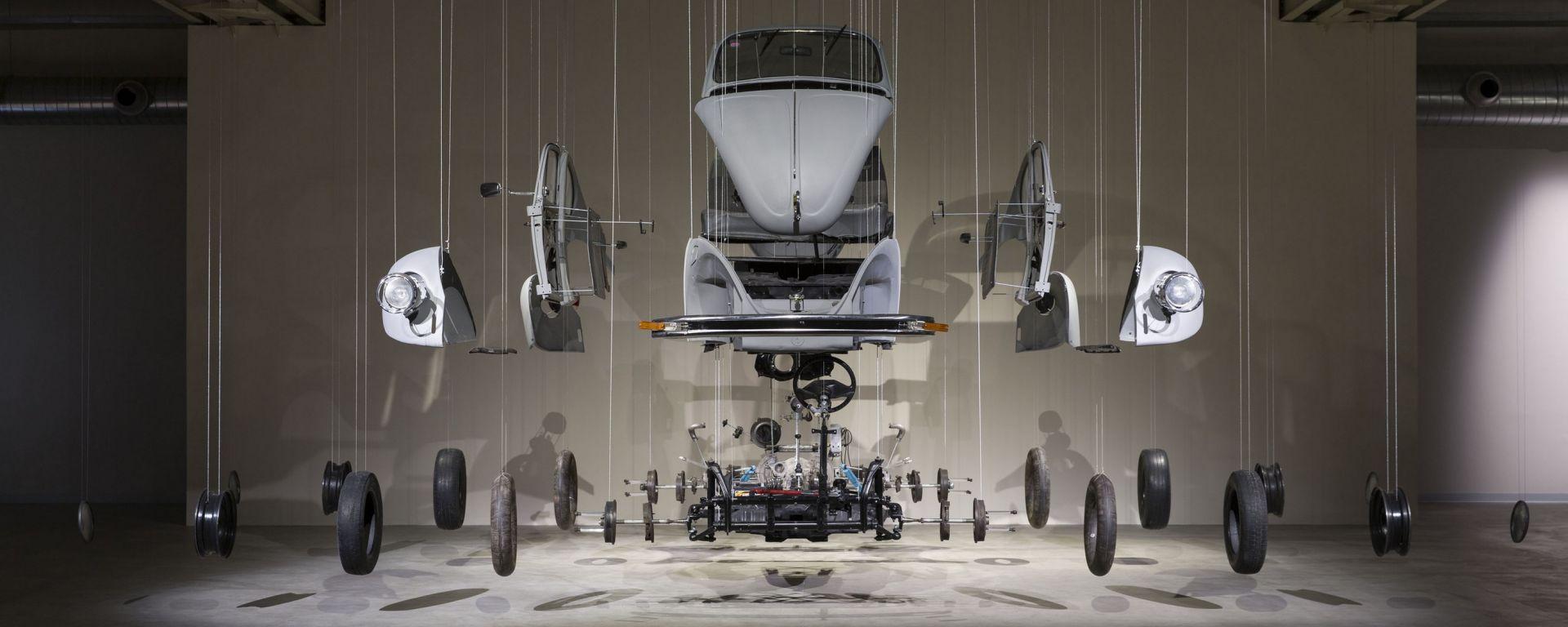 Hangar Bicocca: Una trilogia sul Maggiolone Volkswagen