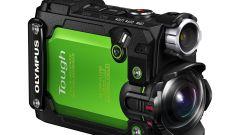 Olympus Tough TG-Tracker: l'action cam che ti dice dove sei - Immagine: 2