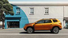 Nuovo Dacia Duster 2018: misure invariate 434 x 183 x 163 cm