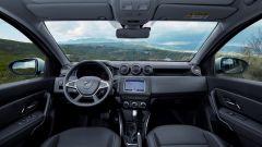 Nuovo Dacia Duster 2018: plancia ridisegnata con schermo infotainment più in alto