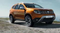 Nuovo Dacia Duster 2018: tutta nuova nella linea