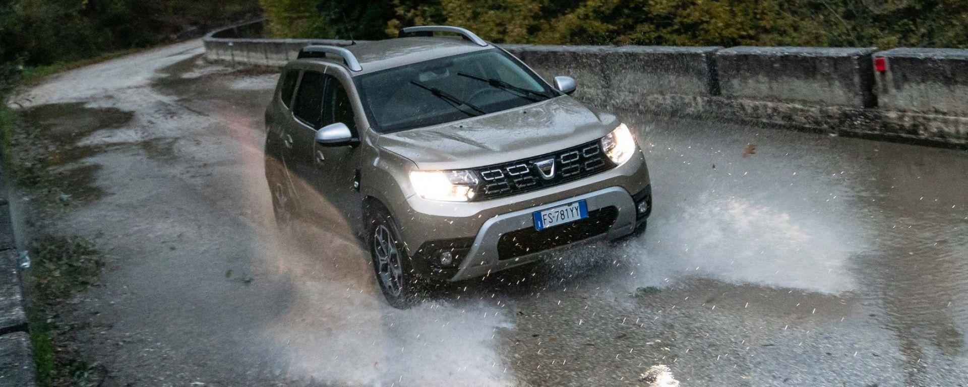 Nuovo Dacia Duster GPL 2018: la prova e i consumi