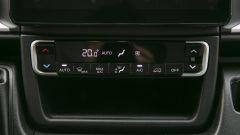 Nuovo Fiat Ducato 2021: i comandi analogici del climatizzatore