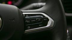 Nuovo Fiat Ducato 2021: i comandi sul volante
