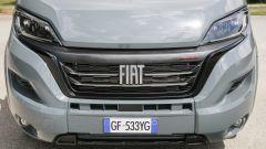 Nuovo Fiat Ducato 2021: i fari anteriori a LED