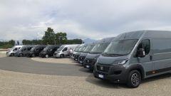 Nuovo Fiat Ducato 2021: prova, misure, capienza, novità