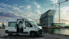 Nuovo Fiat Ducato 2021: il primo contatto con il furgone italiano
