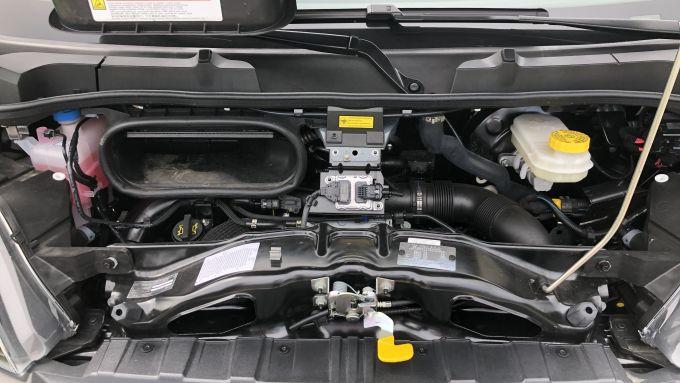 Nuovo Fiat Ducato 2021: il quattro cilindri turbodiesel di nuova generazione