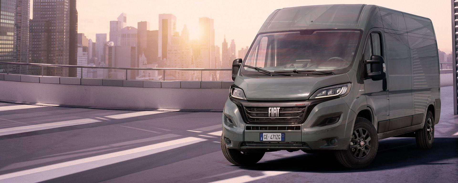 Nuovo Fiat Ducato 2021: in video, ecco perché è così speciale