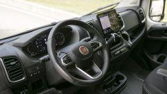 Nuovo Fiat Ducato 2021: la plancia