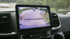 Nuovo Fiat Ducato 2021: la telecamera per il parcheggio
