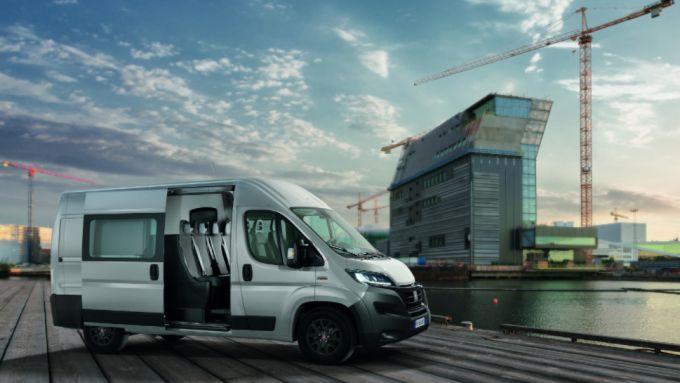 Nuovo Fiat Ducato 2021: la versione per trasporto passeggeri