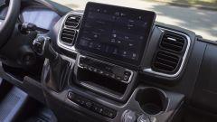 Nuovo Fiat Ducato 2021: un altro dettaglio della plancia